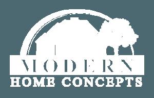 modern home concepts white logo